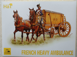HaT 1/72 HAT8104 French Heavy Ambulance (Napoleonic)